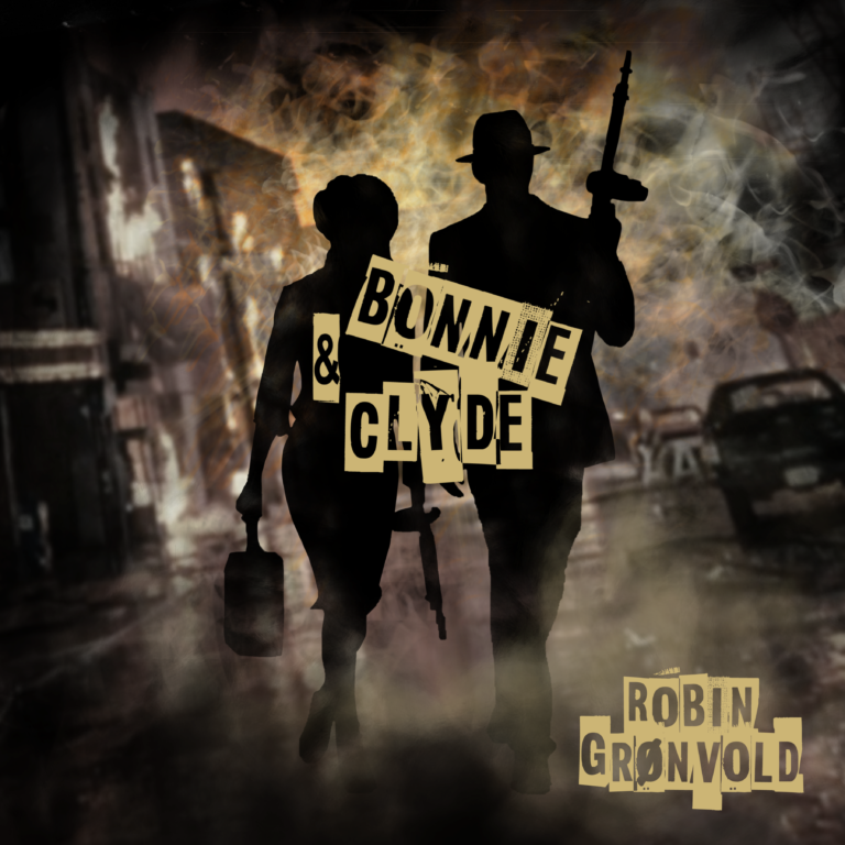 Bonnie and Clyde by Robin Grønvold